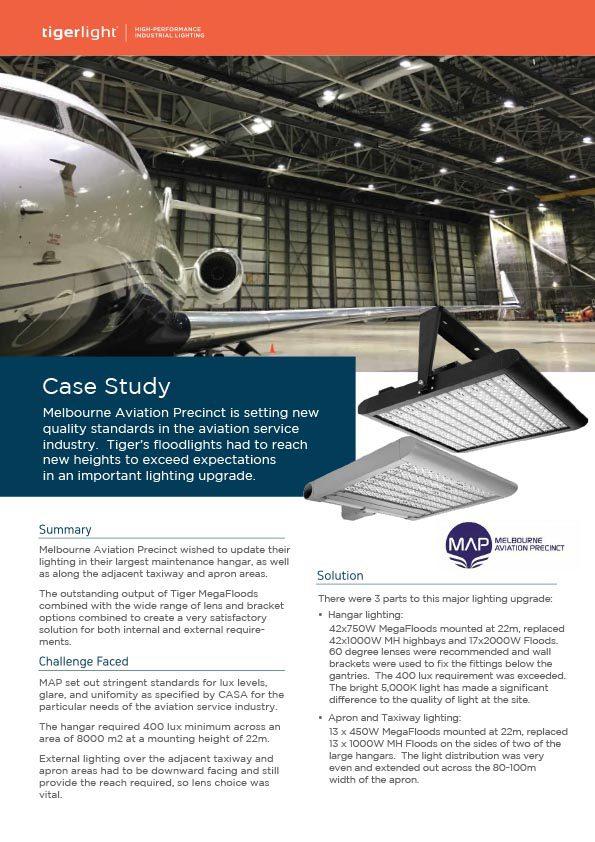 2020 Case Study - MELB AVIATION PRECINCT