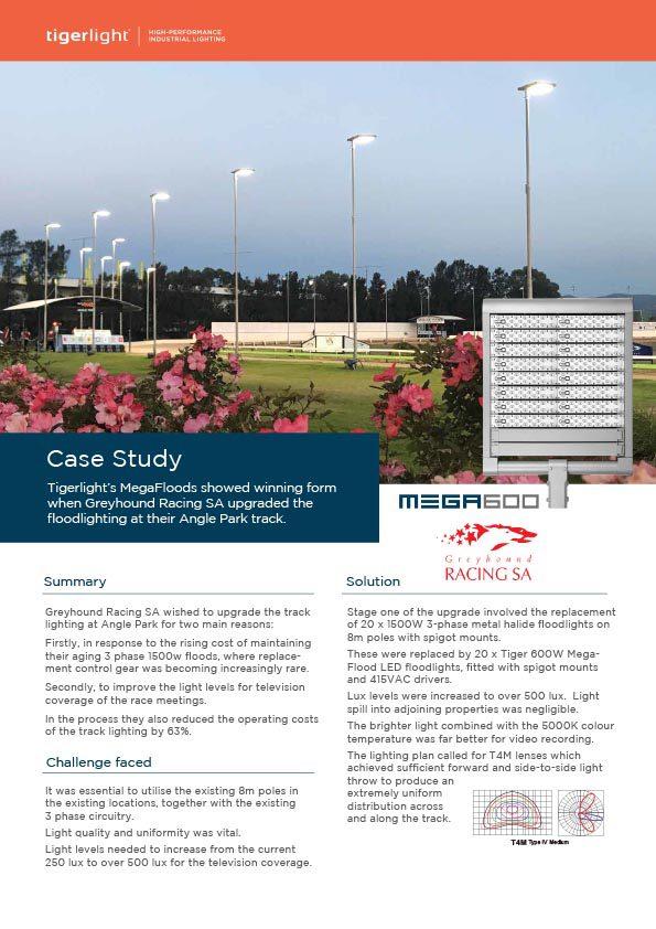 2020 Case Study - Angle Park