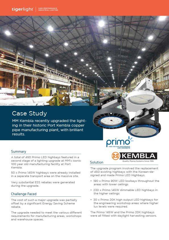 2020 Case Study - MM Kembla